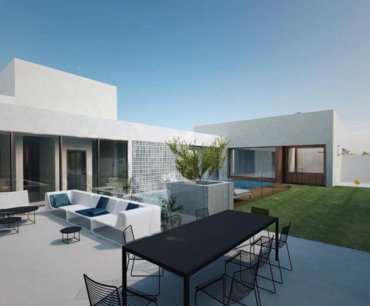 Luxury Residence,</br>Essendon